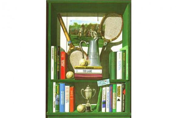 A Tennis Still Life