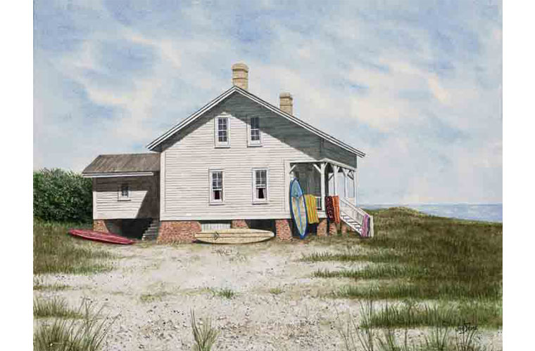 Baldhead Summer by Joe Seme