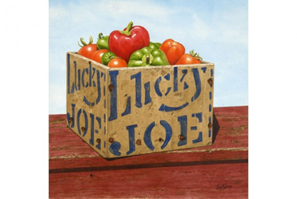 Lucky Joe's Veggies