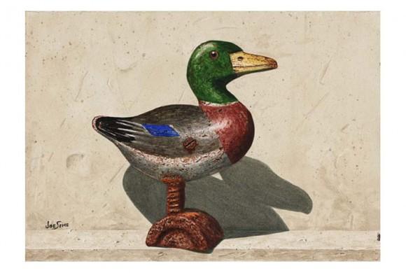 Rusty Duck