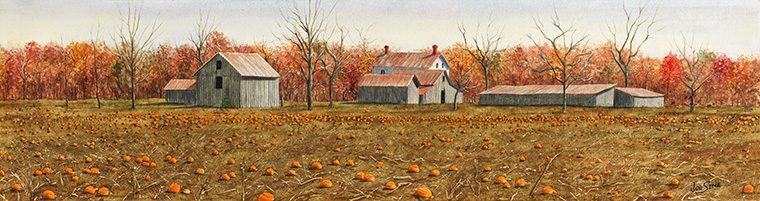 Eastern Shore Pumpkins