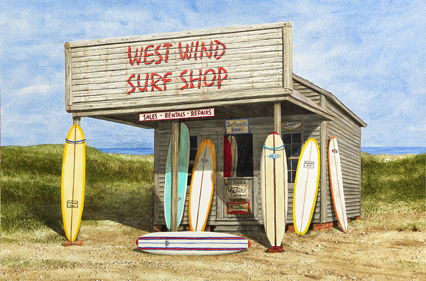 West Wind Surf Shop