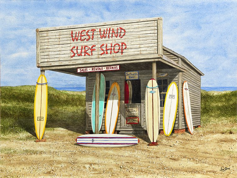 West Wind Surf Shop